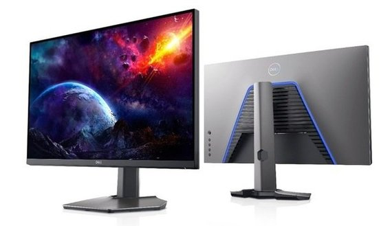 Partnerio nuotr./Dell 27 Curved Gaming (S2721HGF) monitorius