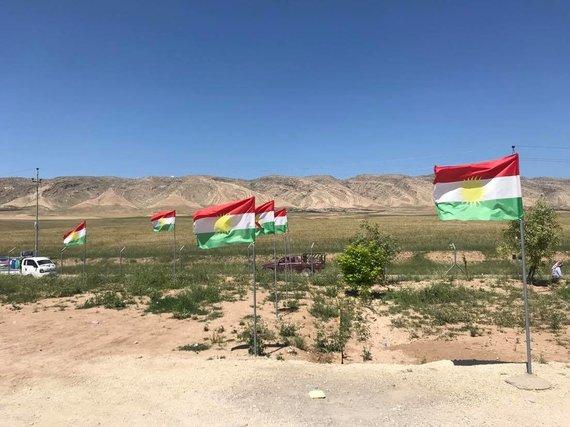 LCC tarptautinio universiteto nuotr./Dohukas, Kurdistanas, Irakas