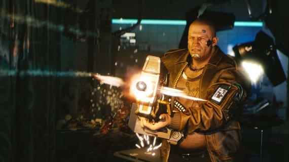 """Partnerio nuotr./""""Cyberpunk 2077"""""""