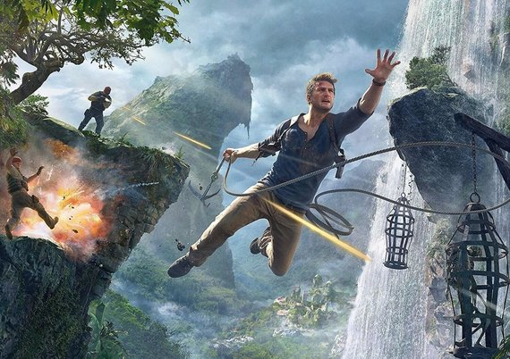 "Partnerio nuotr./ ""Uncharted 4: A Thief's End"""