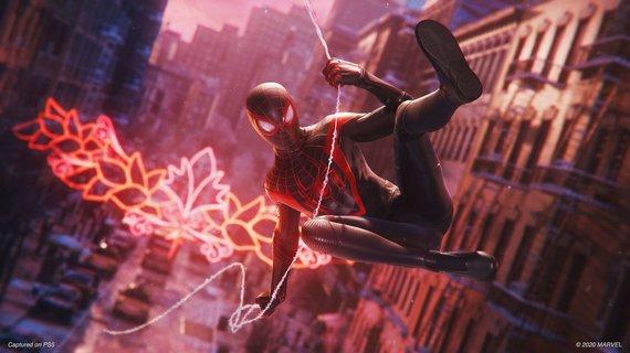 """Partnerio nuotr./""""Spider-Man: Miles Morales"""""""
