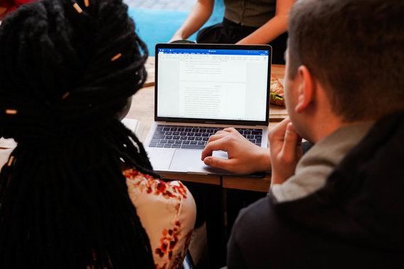 Partnerio nuotr./Klaipėdoje įkurtas Kibernetinių technologijų centras