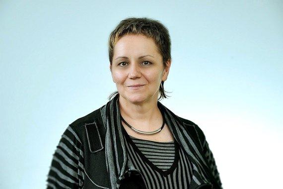 Partnerio nuotr./Vilniaus Gedimino technikos universiteto (VILNIUS TECH) Vadybos katedros lektorė dr. Liudmila Lobanova