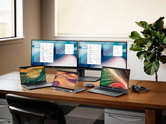"""Dell Technologies"" nuotr./Latitude 5000 serijos modeliai"
