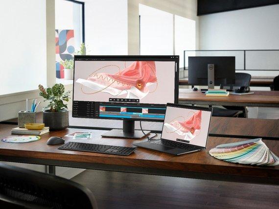 """""""Dell Technologies"""" nuotr./Ultrasharp monitorius"""