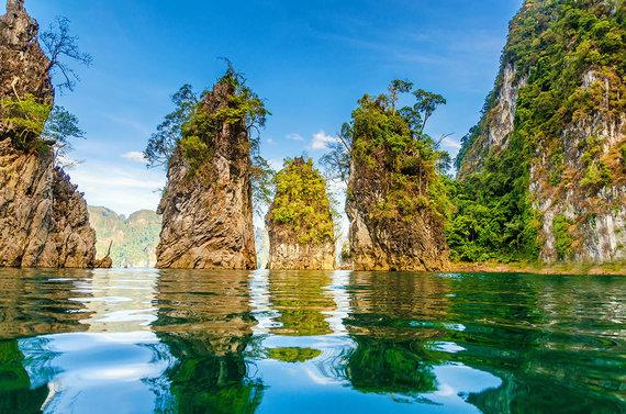 Shutterstock nuotr./Khao Sok nacionalinis parkas