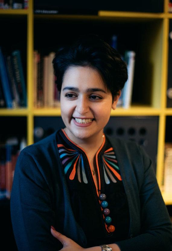 Kadras iš vaizdo klipo / Nanook Multimedia/Iranietė Anita
