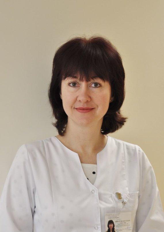 Projekto partnerio nuotr./Prof. alergologė Odilija Rudzevičienė