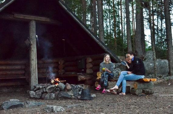 Justino Galinio nuotr./Suomijos nacionalinių parkų gamta