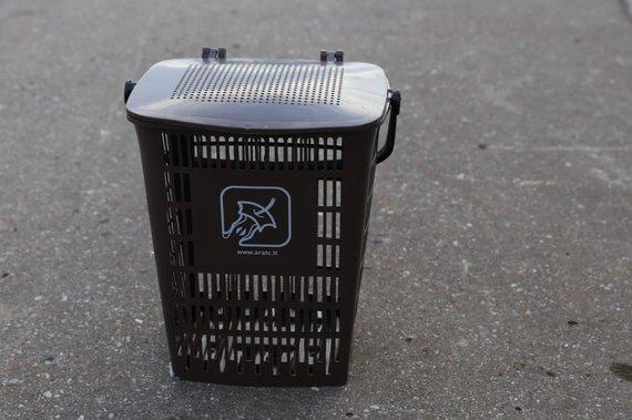 ARATC nuotr. /Talpa maisto atliekų surinkimui virtuvėje
