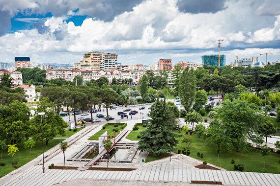 123RF.com nuotr./Tirana