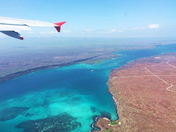 """Kelionių organizatoriaus """"GRŪDA"""" nuotr. /Galapagų salos"""