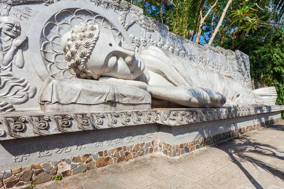 123RF.com nuotr./Gulintis Buda Vietname