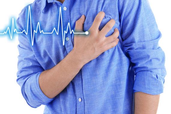123RF.com nuotr./Širdies sveikata