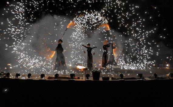 """123RF.com nuotr./Ankstesnių metų festivalio """"Lux Helsinki"""" akimirkos"""