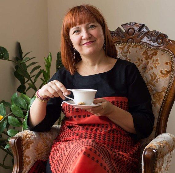 Ingridos Pociūtės nuotr. /Psichologė Jurgita Vasiliauskienė