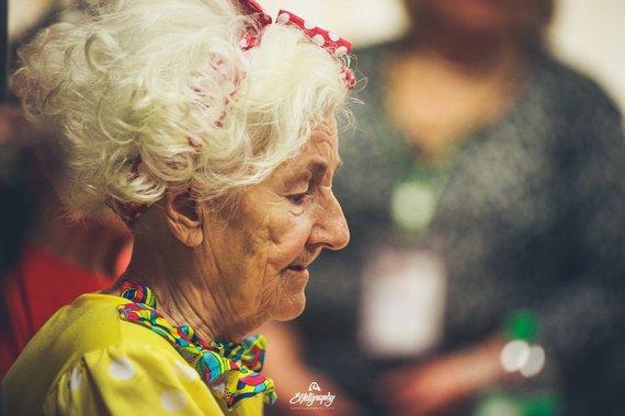 Nuotr. Laurynas Trimonis (El Artography)/Jonavoje madas demonstravo Ruklos globos namų senjorai