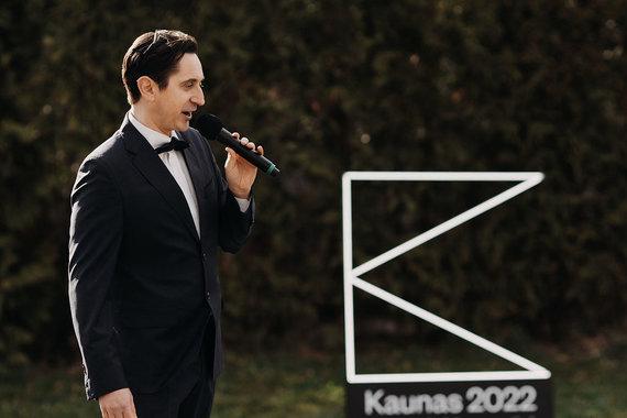 """Martyno Plepio nuotr./""""Kaunas 2022"""" projektas """"Kultūra į kiemus"""""""