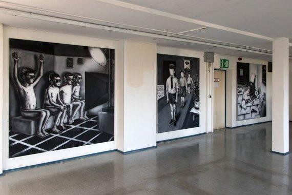 Peter Fischer nuotr. /Ostralės bienalė – viena didžiausių Vokietijoje rengiamų šiuolaikinio meno parodų