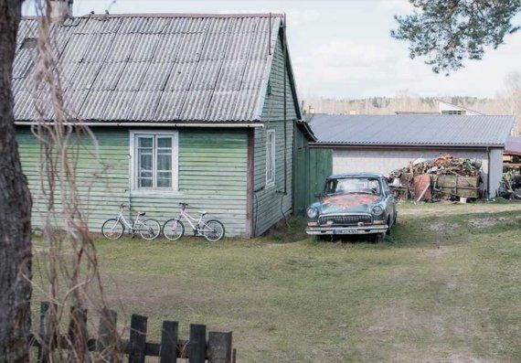 Vaidos Virbickaitės nuotr. /Ežerėlyje bus pristatyta fotografijų paroda