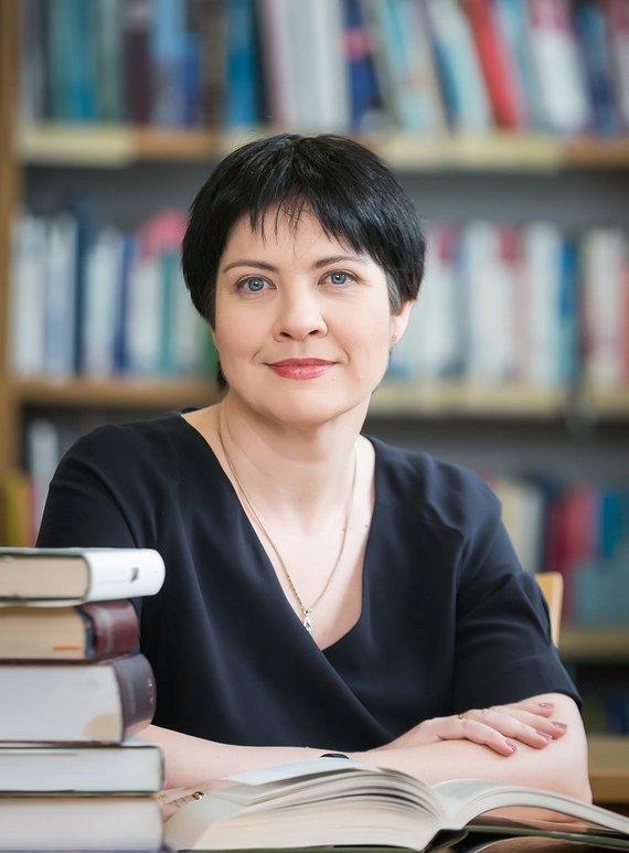 Asmeninio archyvo nuotr. /Edita Žiobienė