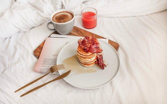 Asmeninio archyvo nuotr. /Gabrielė siūlo idėjas pusryčiams