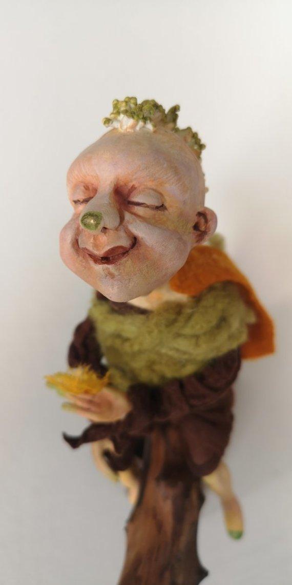 Asmeninio archyvo nuotr. / Jolitos Ruzgytės kuriamos lėlės