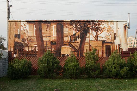 Asmeninio archyvo nuotr. /Tado Vincaičio-Plūgo darbai