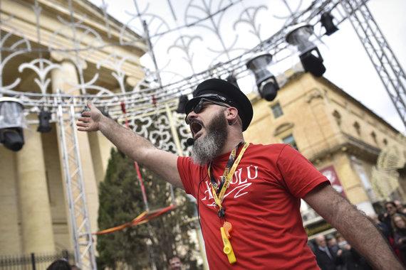 Garetch Degiorgio, Gustav Cauchi, Geoffrey Zarb Adami nuotr. /Valeta (Malta) – 2018 metų Europos kultūros sostinė