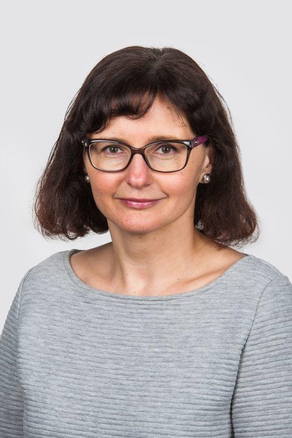 Jono Petronio nuotr. /VDU Edukologijos akademijos docentė Lina Kaminskienė