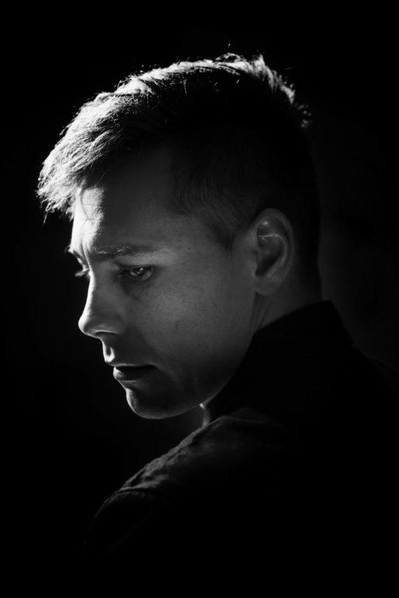 """Dmitrijaus Matvejevo nuotr. /Gyčio Padegimo spektaklis """"Noktiurnas"""""""