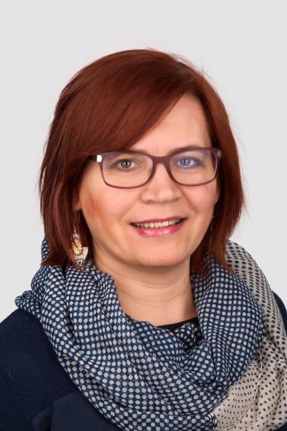 VDU archyvo nuotr. /VDU profesorė Natalija Mažeikienė