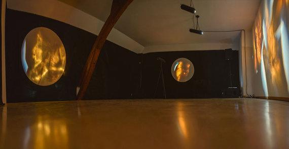 """Asmeninio albumo nuotr. /Projektas """"Amberscope"""" buvo pristatytas Liuksemburge."""