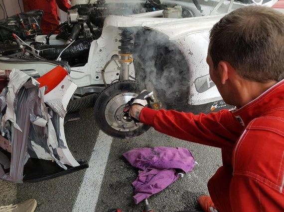 Andriaus Kulino nuotr./RD Signs Racing Team