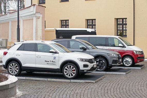 """Bendrovės nuotr./""""Moller Baltic Imports"""" pristatė šiemet laukiančias naujienas"""