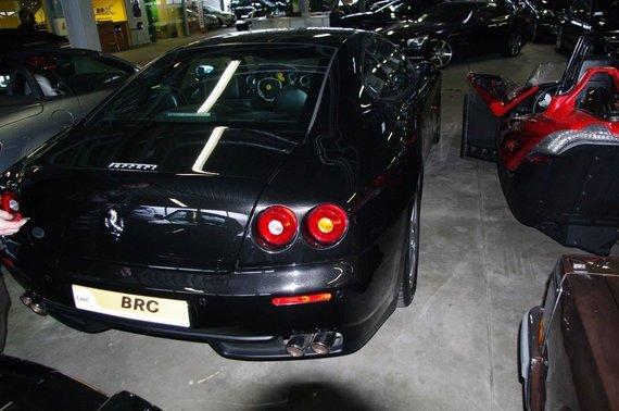 """BRC nuotr./""""Ferrari 612"""""""