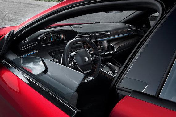 """Gamintojo nuotr./Naujasis """"Peugeot 508"""""""