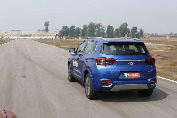 Organizatorių nuotr./Kiniškų automobilių gamintojai sparčiai vejasi europiečius
