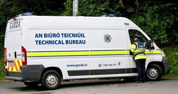 Airijos policija