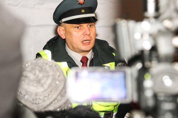 V.Miškinio nuotr./Vytautas Grašys