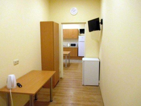 Kalėjimų departamento nuotr./Ilgalaikių pasimatymų patalpa Lukiškėse