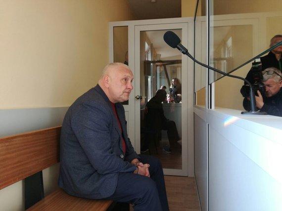 15min/Jurgitos Andriejauskaitės nuotr./Advokatas Aivaras Surblys