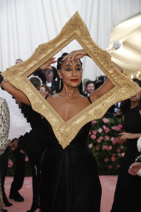 """Scanpix"" nuotr./Tracee Ellis Ross"