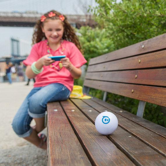 ACC Distribution nuotr./Mini Sphero žaislas