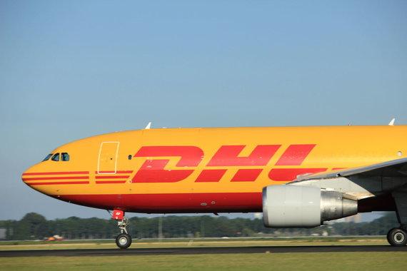 123RF.com nuotr./DHL greitos siuntos