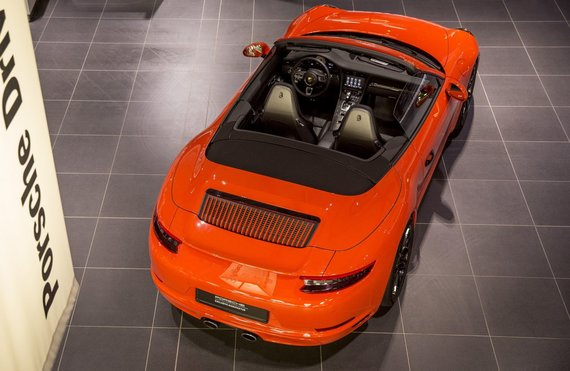 """Gamintojo nuotr./""""Porsche 911 Carrera S"""""""
