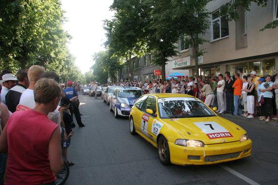 """Organizatorių nuotr./""""Horn Grand Prix 1003 km lenktynės"""""""