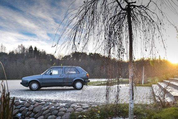 Vytauto Pilkausko nuotr./Istoriniai automobiliai