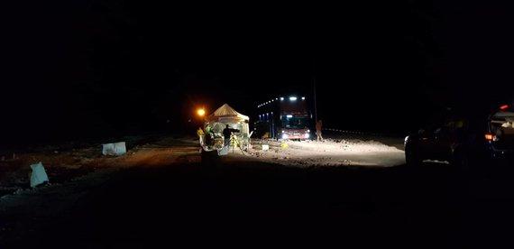 Žilvino Pekarsko nuotr./Dakaras