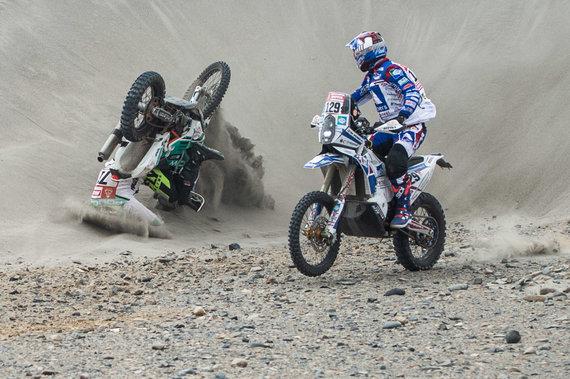 Ryčio Šeškaičio nuotr./Dakaro ralis